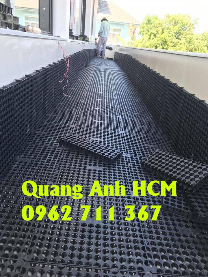 vỉ thoát nước công ty Quang Anh HCM