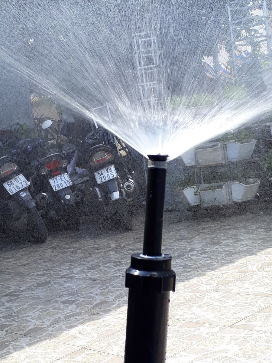vòi phun thân xòe k-spray