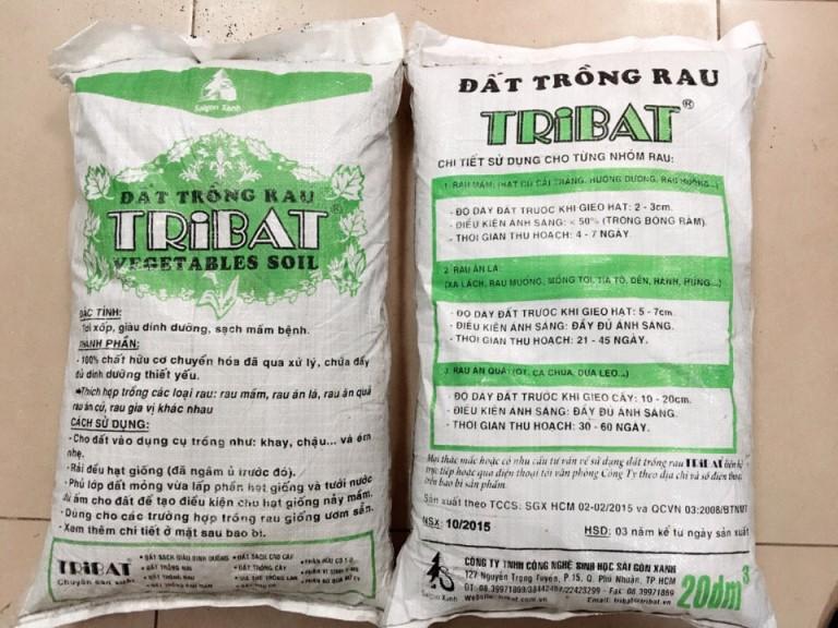 đất trồng rau tphcm