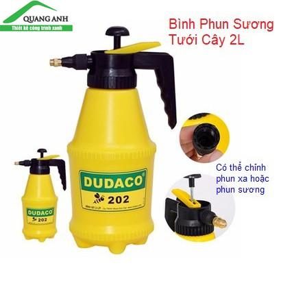 Bình tưới 2 lít Quang Anh HCM giá chỉ 45.000 một bình