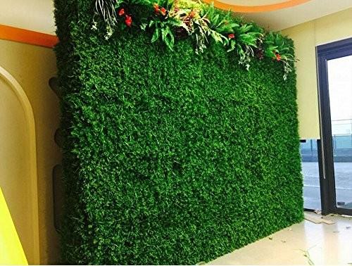 giá thiết kế tường cây giả