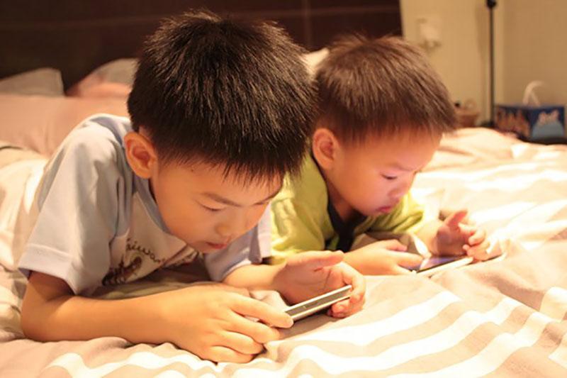 Dùng các vật liệu của Quang Anh HCM để cho bé trồng rau thay vì cho trẻ chơi smart phone