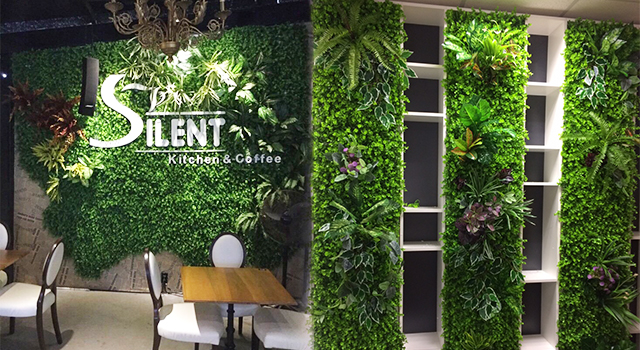 Quang Anh HCM chuyên thi công vườn tường đứng đẹp, giá rẻ, chuyên nghiệp