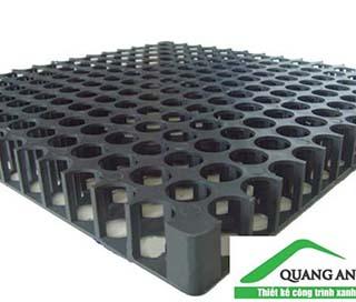Báo giá vỉ thoát nước plastic cell giá rẻ Quang Anh HCM