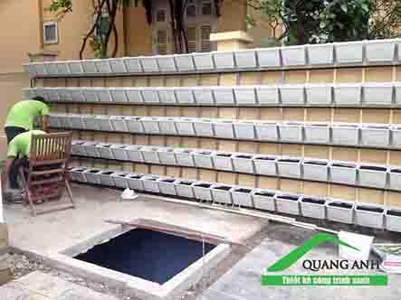 Địa chỉ bán modul vườn thẳng đứng chất lượng và giá rẻ nhất hiện nay