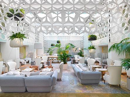 Địa chỉ thực hiện trồng cây trong nhà đẹp theo phong cảnh và thiết kế nhà bạn-Công ty Quang Anh