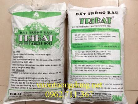 Đất trồng rau Tribat 20dm3