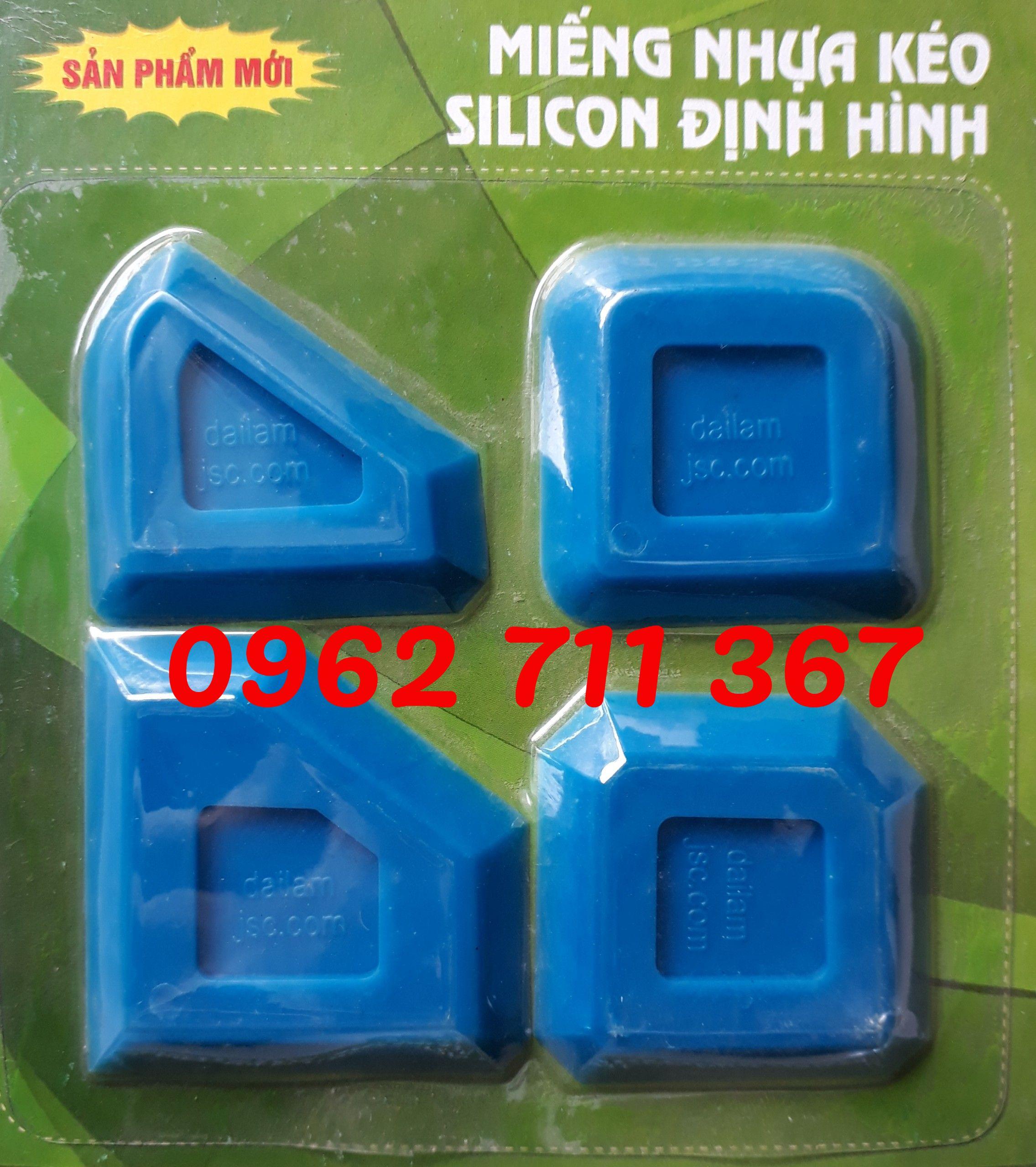 Miếng nhựa Silicon định hình tại HCM