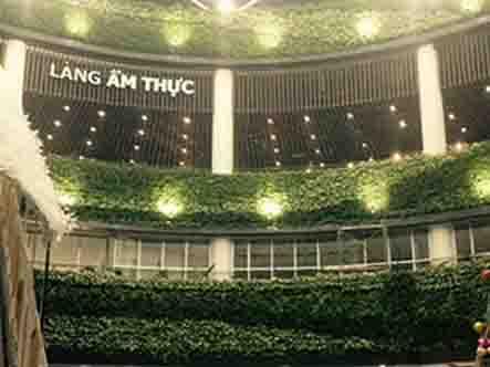 Thiết kế vườn tường đẹp và phù hợp với không gian nhà bạn-Quang Anh