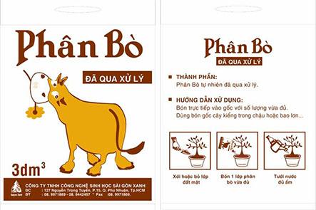 Địa chỉ bán phân bón hữu cơ cho rau uy tín tại TP HCM-Công ty Quang Anh