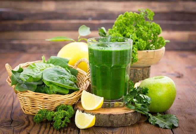 7 loại thức uống healthy từ vườn rau nhà bạn