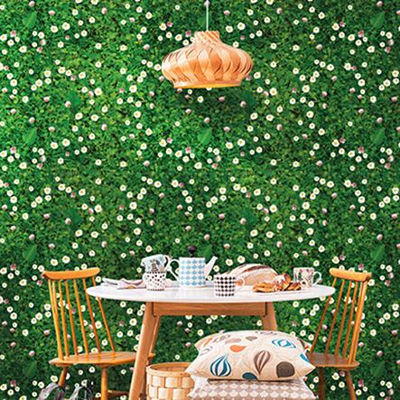 Thiết kế tường cây giả tphcm giá rẻ và chất lượng-Công ty Quang Anh
